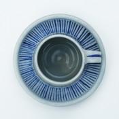 Jane Follett Pottery Blue Stripes Cup01
