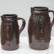 Jane Follett Pottery Jugs Group01