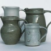 Jane Follett Pottery Jugs Group03