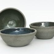 Jane Follett Pottery Plain Bowls Group05