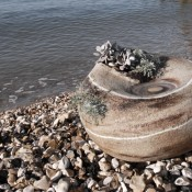 Jane Follett Pottery Beached Planter02