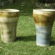 Jane Follett PotteryTall Pot03